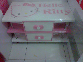 SUCI HANDAYANI'S GALLERY: Jual Furniture Hello Kitty Termurah
