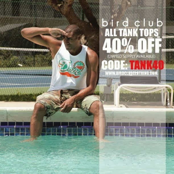 Tank Tops 40% OFF