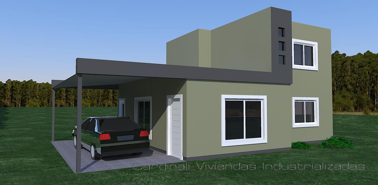 Cardinali viviendas industrializadas for Casas industrializadas