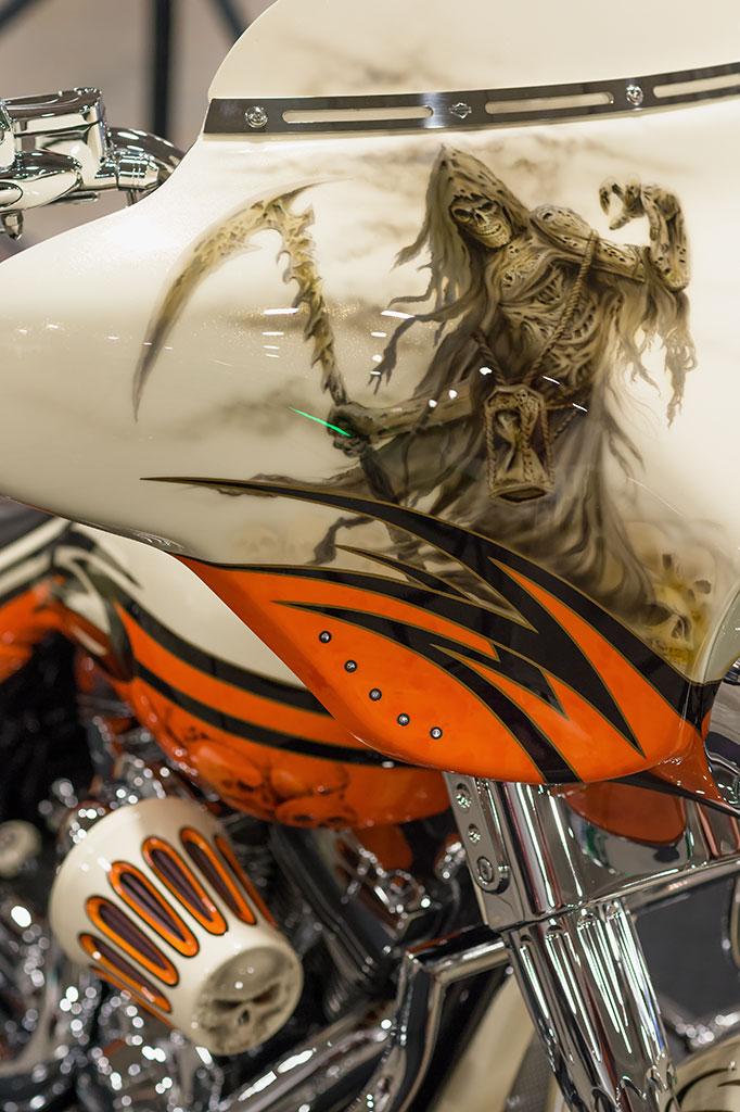 Jordan Martin's 2011 Harley Davidson Street Glide