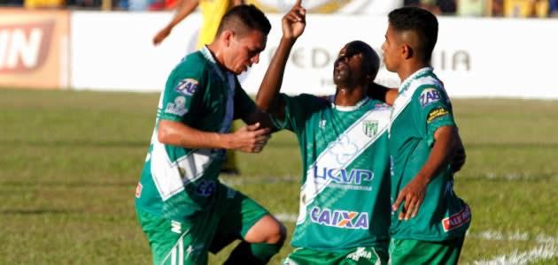 ECPP 3 x 0 Bahia: Os gols