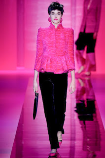 The Best Looks from Fall 2015 Couture- 2015 Runway Trends | Giorgio Armani Fashion Show