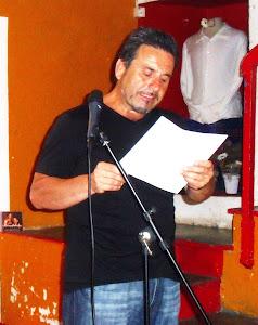 Recital en Otman-Barcelona. Poemas de propia cosecha a Leonard Cohen.
