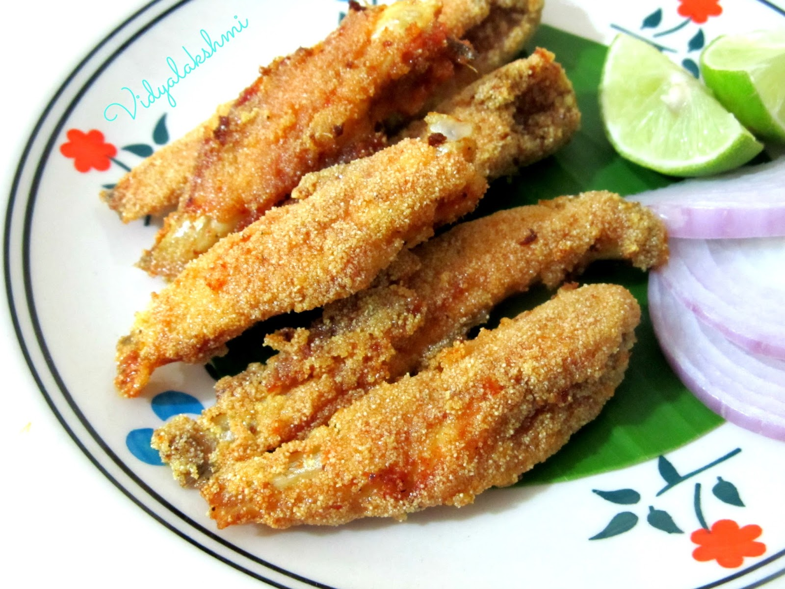 cookingmyway: Karwari Fried Anchovies (Varutha Nethili)