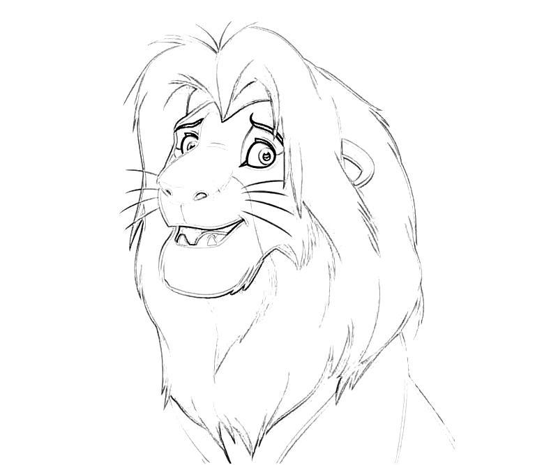 The Lion King Simba King   Mario