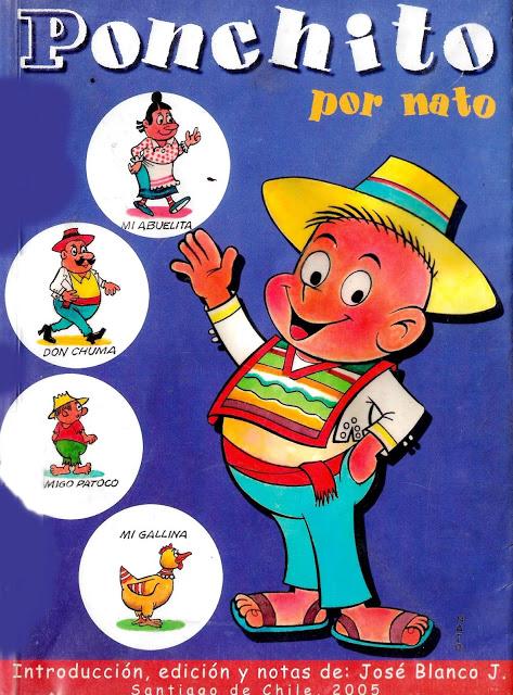 Serie de ilustradores y humoristas gráficos chilenos: Escaneos de Roberto Herzberg