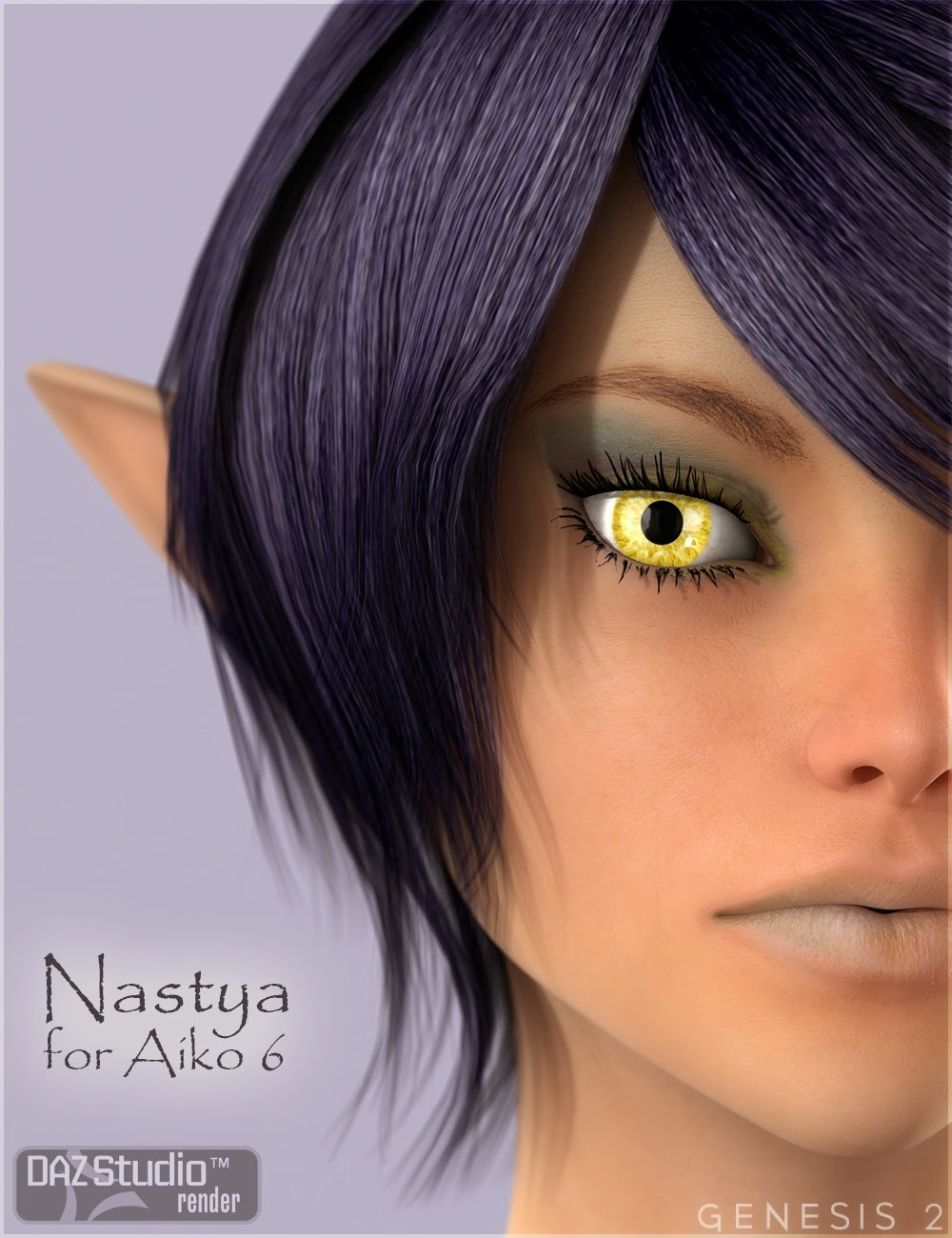 3d Models - Nastya for Aiko 6