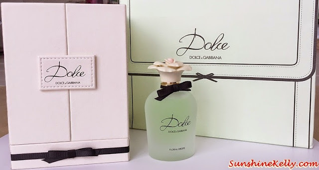 Fragrance Review, Dolce Floral Drops, Dolce&Gabbana, Beauty, White Flowers, Neroli, White Amaryllis, Kate King