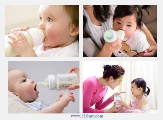 Theo bạn cho trẻ uống sữa canxi đã đủ chưa www.c10mt.com