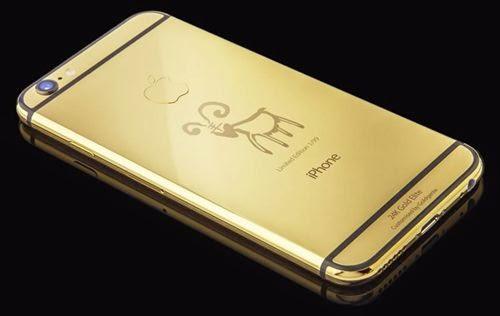 Goldgenie Ciptakan iPhone 6 Edisi Khusus untuk Tahun Kambing