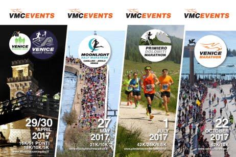 2017年ヴェニスマラソンシリーズ