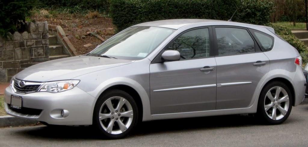 Subaru  Impreza Outback Sport 2014
