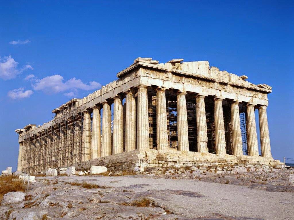 Melhores lugares para viajar Atenas