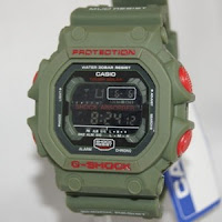 Casio G Shock GX56 Hijau
