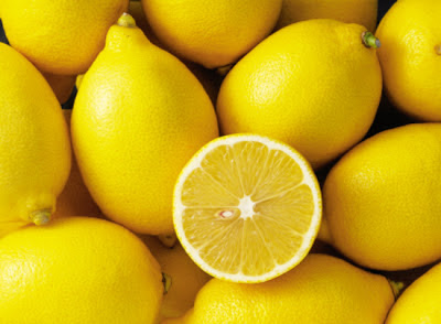 Lemons for Morning Sickness