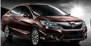 next generation honda city 2014