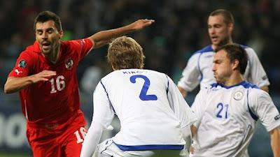Kazakhstan 0 - 0 Austria