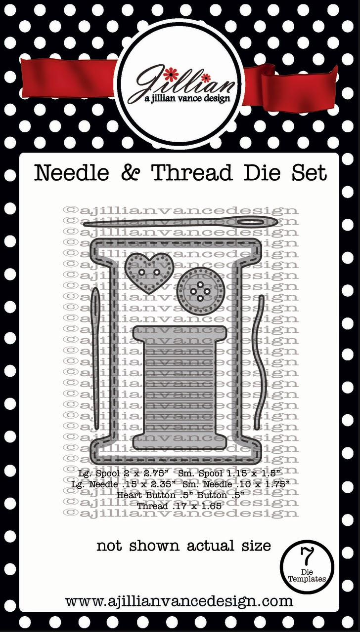 Needle and Thread die set
