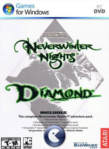 Neverwinter Nights Diamond Edition [Juego+3Exp] [Esp/Mult7] [SPack] [5,5Gb] [MultiS]