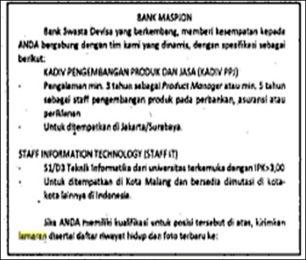 Skl Bahasa Indonesia Dengan Pembahasannya Plus Soal Romadhon Byar