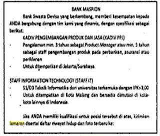 SKL Bahasa Indonesia dengan Pembahasannya PLUS Soal