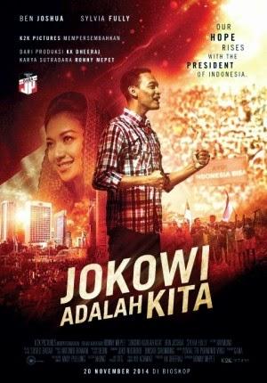 Film Jokowi Adalah Kita 2014 di Bioskop