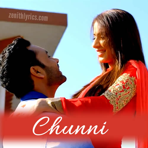 Chunni Lyrics - Aman Randhawa