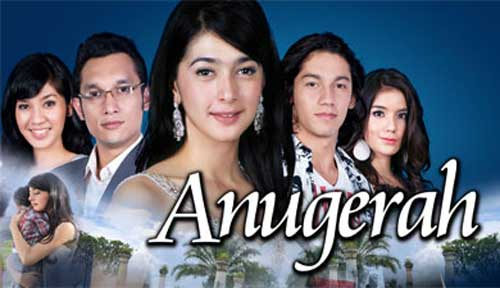 OST Soundtrack Sinetron Anugerah