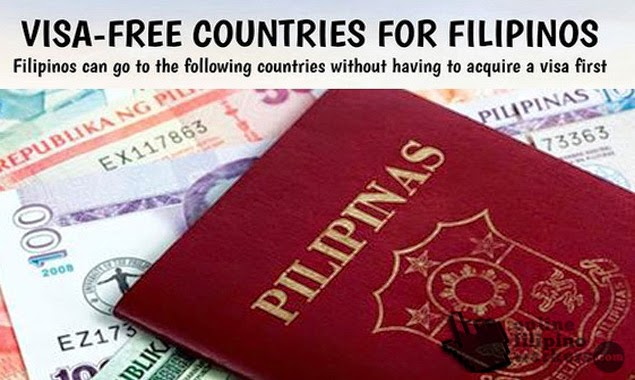 Visa Free for Philippines List of Countries You Can Travel Without Asking for Visa