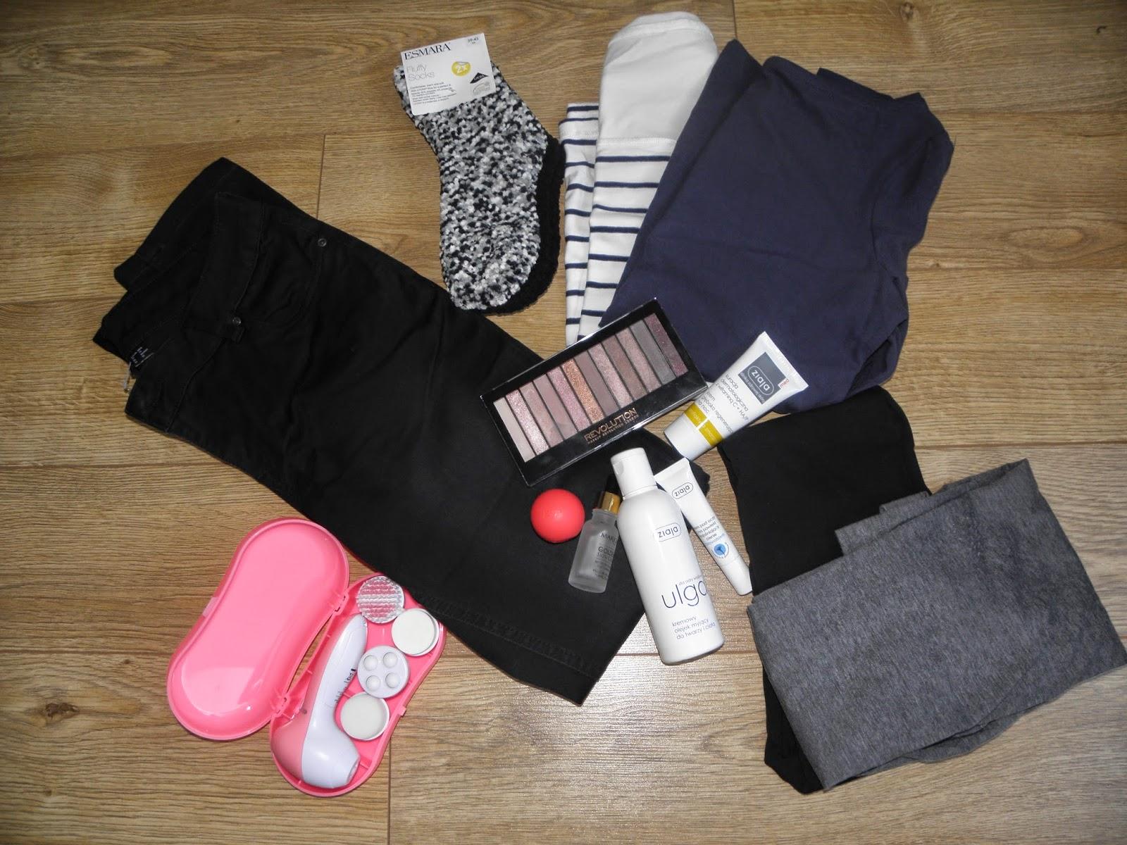 Kilka nowości w mojej szafie i kosmetyczce