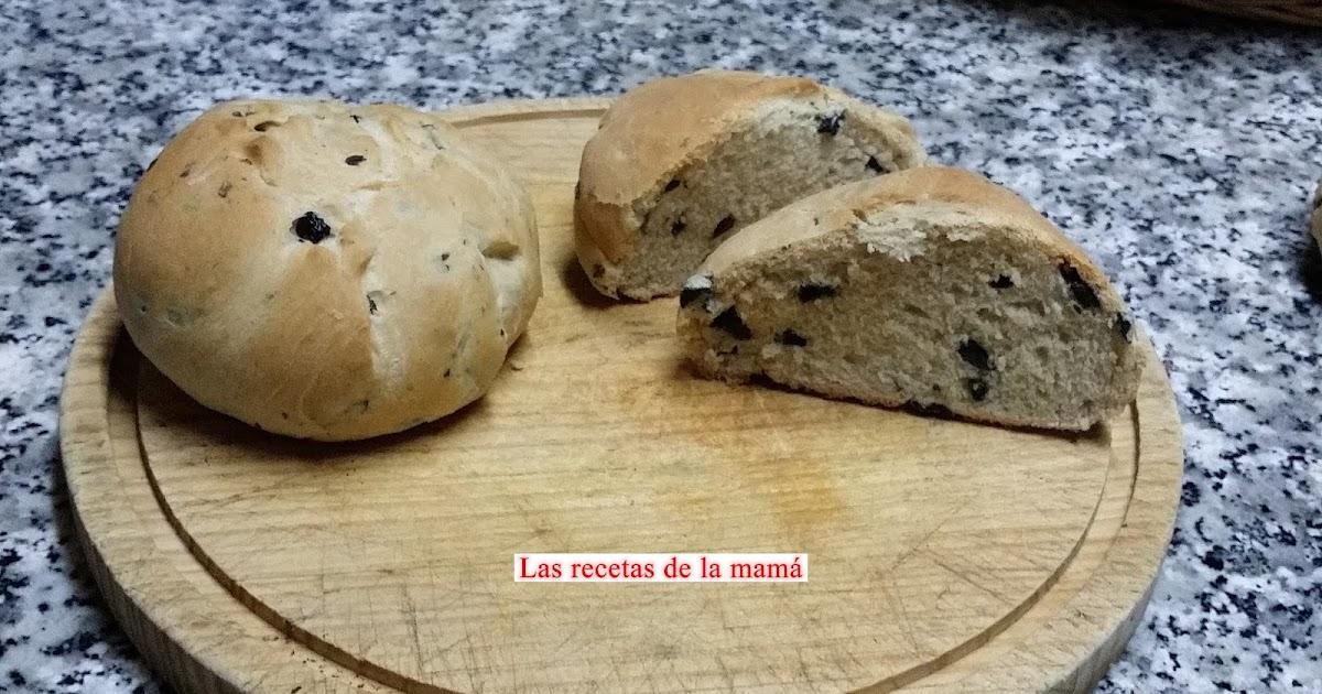 Las recetas de la mam receta sencilla de pan casero con - Superchef cf100 ...