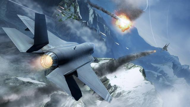 Tom Clancy's H.A.W.X 2 Download For Free