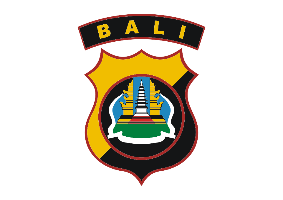 Download Logo Polda Bali Vector