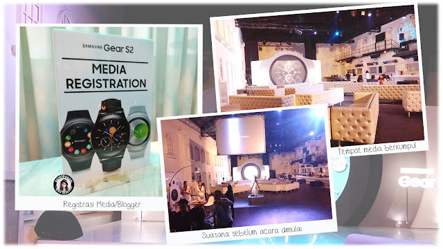 Acara Launching Samsung Gear S2