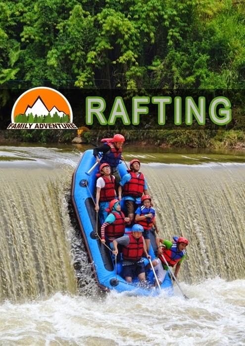 RAFTING - WISATA AIR