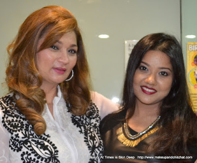 Himalaya Herbals Hair Spa Bloggers' Activity and Brigette Jones