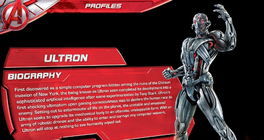 ultron,avengers age of ultron