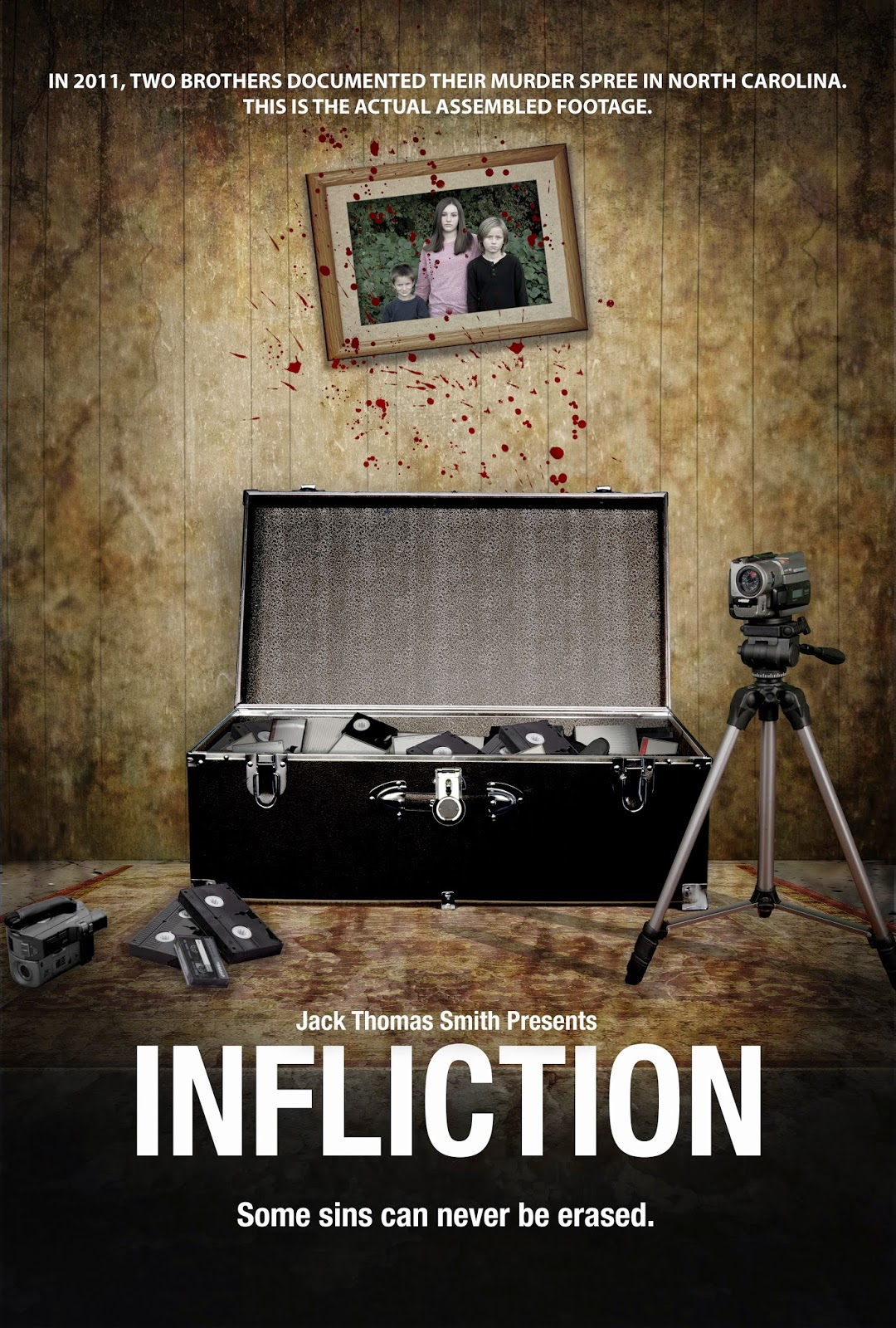 fangirl review infliction available now on dvdvod
