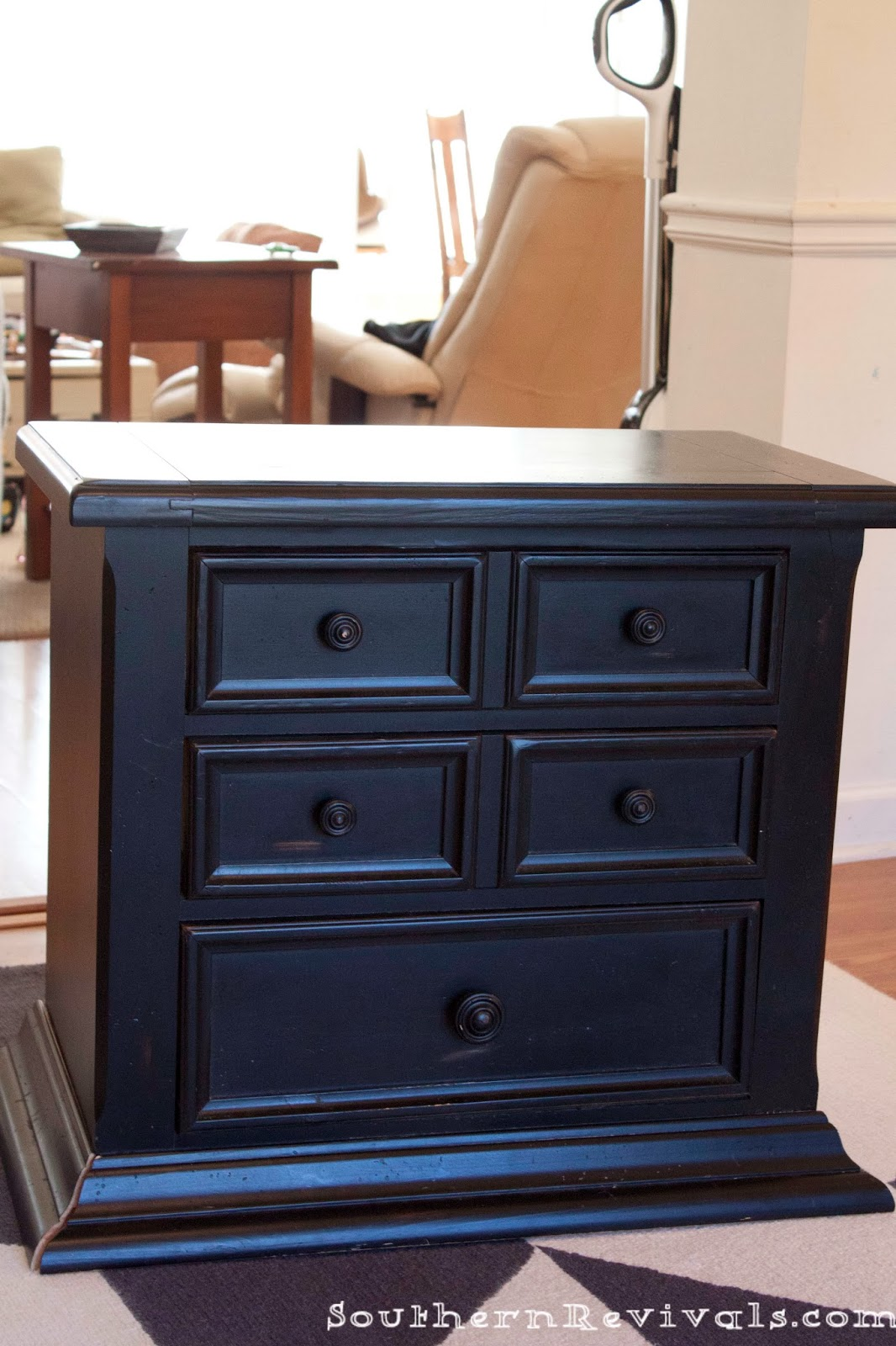 Bathroom Vanities Brands turning our nightstand into our bathroom vanity | americana® decor