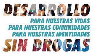 26 de junio: Día de la lucha contra el tráfico ilícito y el uso indebido de drogas