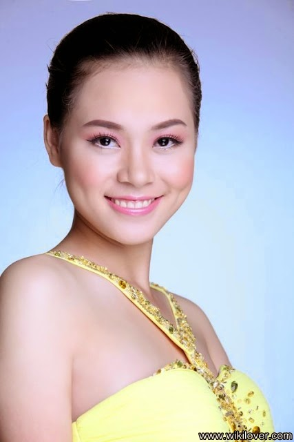 Lovely Face Nguyen Thanh Thao Photo Collection