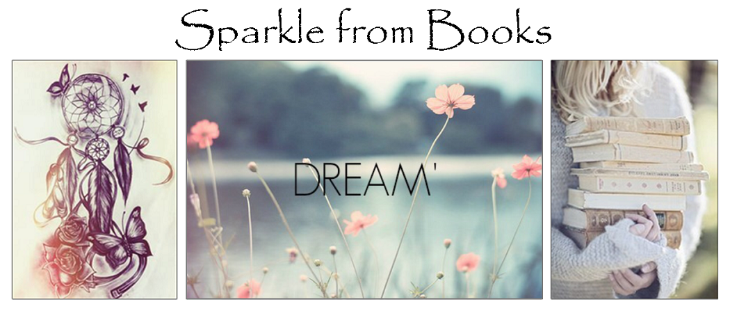 Sparkle from books