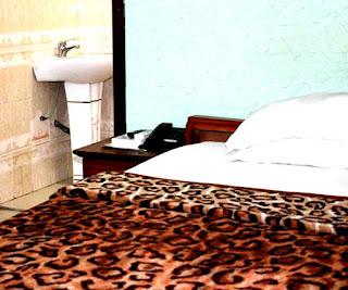 DownTown Lagos Hotel Ikeja Fab Room