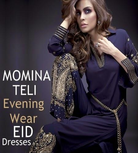 Momina Teli EID Wear-2014-15