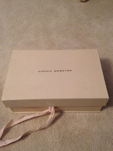 Sophia Webster sample sale