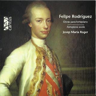 RODRIGUEZ, Felipe - Obras para fortepiano