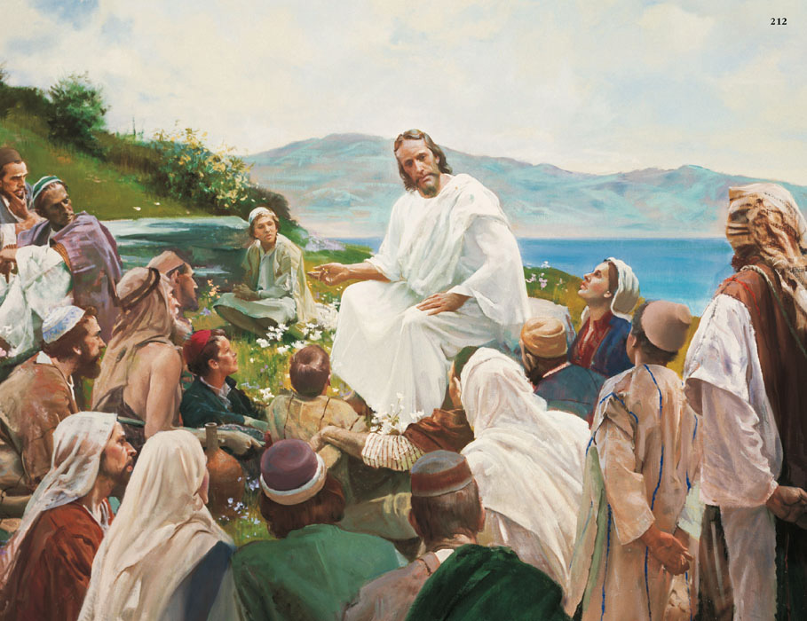 the beatitudes of jesus Description: the beatitudes are eight statements taught by jesus they are concerned with virtue and how a believer in jesus christ can achieve that virtue.