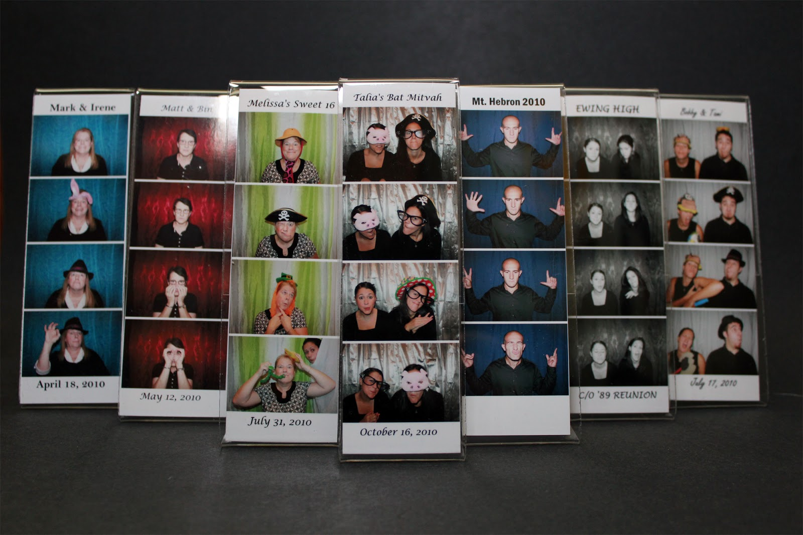 Booth Zombie Pic Photo Booth Picture Frames