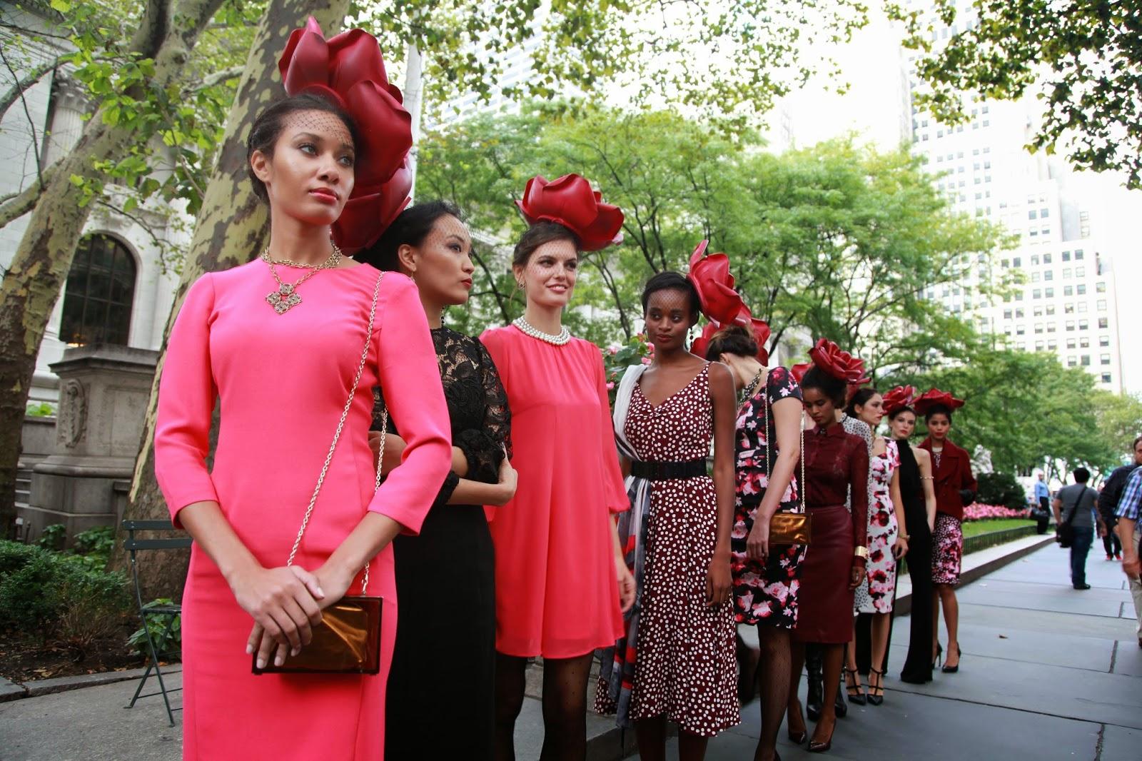 Eva Mendes Collection Fall 2014