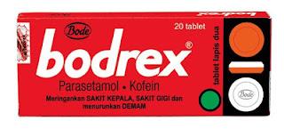 Bodrex Pereda Sakit Kepala